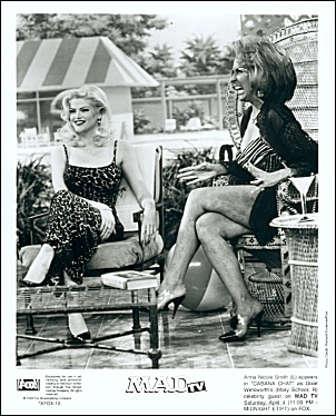 Publicity Photo Anna Nicole Smith MAD TV • USA