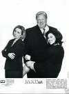 Image of Press Photo MAD TV with Bill Clinton (Will Sasso) and Monica Lewinsky (Alex Borstein)