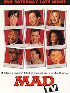 Postcard 'HELLO From Mad TV' • USA