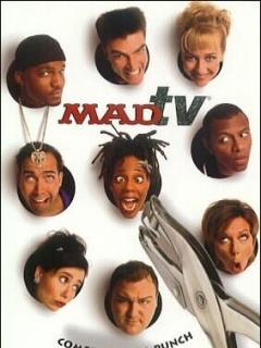 Go to Postcard with MAD TV Cast Photos • USA