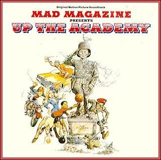Soundtrack 33 1/3 LP 'Up the Academy' Movie • USA