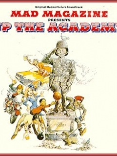 Go to Soundtrack 33 1/3 LP 'Up the Academy' Movie • USA