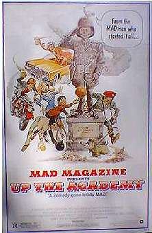 Theatre Poster 1 Sheet 'Up the Academy' Movie • USA
