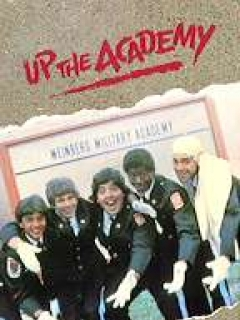 Go to Home Video Cassette 'Up the Academy'