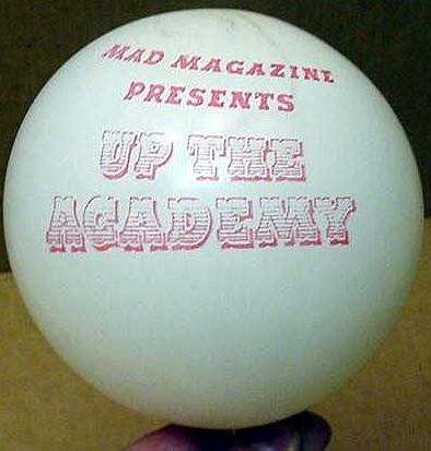 Ballon 'Up The Academy' • USA