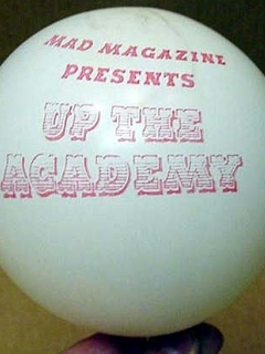 Go to Ballon 'Up The Academy'