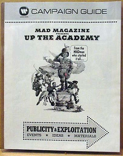 Press Kit 'Up the Academy' • USA