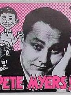 Go to Record Pete Myers 'MAD Daddies' 45 RPM • USA