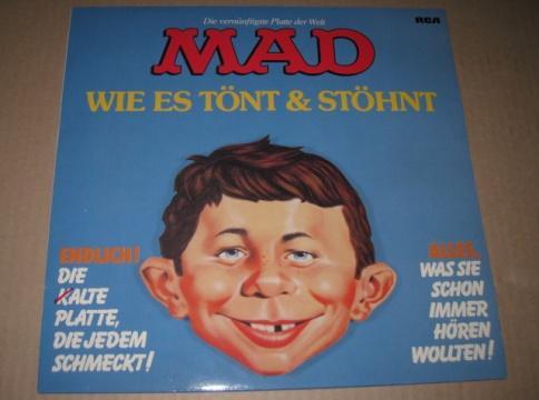Record LP 'Wie Es Töhnt & Stöhnt' • Germany
