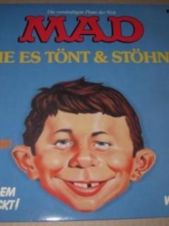 Record LP 'Wie Es Töhnt & Stöhnt'