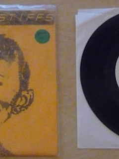 Go to Record 45 RPM Jake & the Stiffs (Orange version) • USA