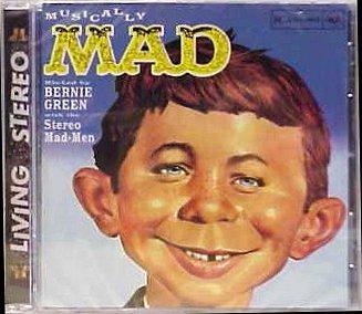 Music CD 'Muscially MAD' (Import) • USA