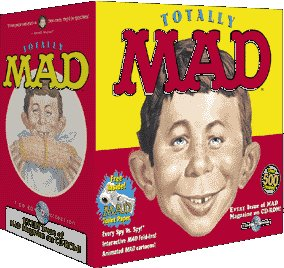 CD-ROM Set 'Totally MAD' • USA