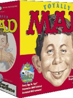 CD-ROM Set 'Totally MAD' • USA