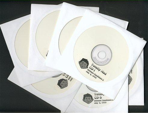CD-ROM Set 'Totally MAD' (Pre-Release Beta Set) • USA