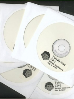CD-ROM Set 'Totally MAD' (Pre-Release Beta Set) • USA