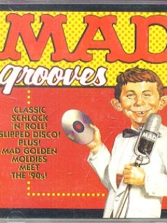 Go to Music CD 'MAD Grooves' • USA