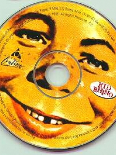 CD-ROM & Music Sampler 'Kid Rhino' • USA