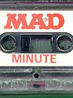 Go to Cassette Tapes 'MAD Minutes' • USA