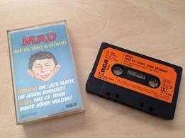 Cassette Tape 'WIE ES TÖNT UND STÖHNT' • Germany