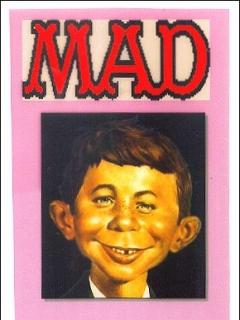 VHS Tape MAD Televison 'Unreleased TV Pilot' • USA