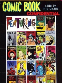 Go to VHS Tape 'Comic Book Confidential' • USA