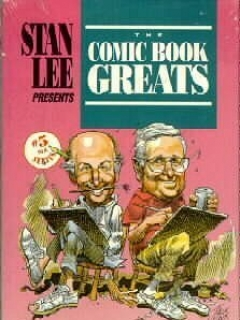 Go to VHS Tape 'Comic Book Greats' (Kurtzman & Davis) • USA