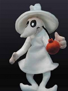 Go to Plush Toy White Spy vs Spy • USA