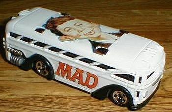 Toy Bus MAD Magazine (1/64 Scale) • USA