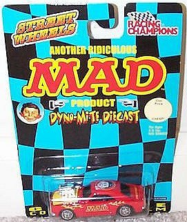 Racing Champion MAD Hot Rod 68' Camaro • USA