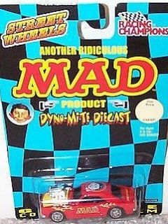 Go to Racing Champion MAD Hot Rod 68' Camaro • USA