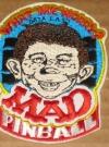 Patch MAD Pinball Machine