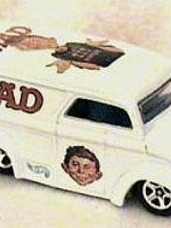 Custom Toy MAD Milk Truck • USA