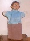 Hand Puppet Alfred E. Neuman #1