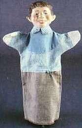 Hand Puppet Alfred E. Neuman #2 • USA