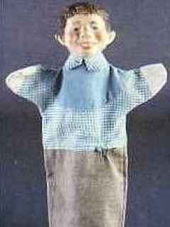 Go to Hand Puppet Alfred E. Neuman #2