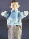 Image of Hand Puppet Alfred E. Neuman #2