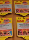 Image of MAD Nosey Shades - Complete Set Of Four - Back