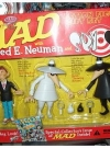 Alfred E. Neuman / Spy vs Spy Action Figure Set