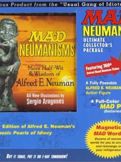 Action Figure MAD Neumanism Collector's Pack • USA