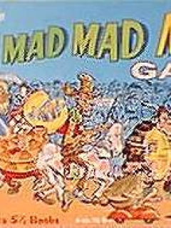 Go to Board Game 'Screwball -The MAD Board Game' • USA