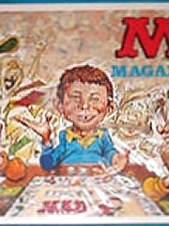 Go to Board Game 'The MAD Magazine Game' (Parker Brothers) French & English Version • Canada