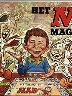 Go to Board Game 'The MAD Magazine Game' • Netherlands