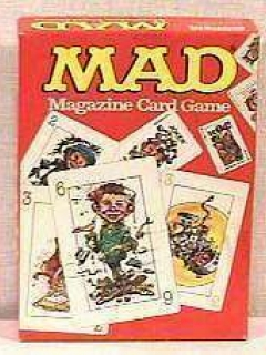 Card Game 'MAD Magazine Card Game' • USA