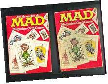 Card Game 'MAD Magazine Card Game' • Canada