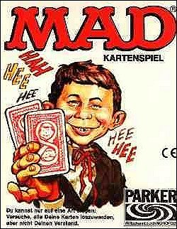 Card Game 'Das MAD Kartenspiel' • Germany