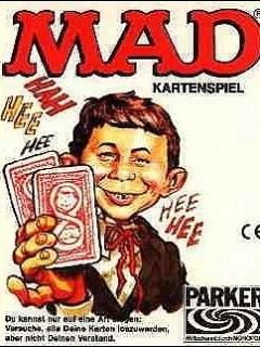Go to Card Game 'Das MAD Kartenspiel' • Germany