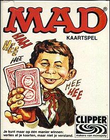 Card Game 'MAD Kaartspel' • Netherlands