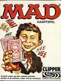 Go to Card Game 'MAD Kaartspel' • Netherlands