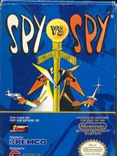 Go to Computer Game Nintendo 'Spy vs Spy' • USA